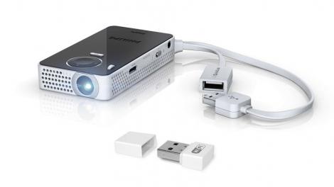 PicoPix PPX4350WIFI - malý a originálny spoločník pri zdieľaní vašich zážitkov