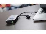 USB QuickLink slúži aj na zobrazenie náhľadu obrazovky a videa z prenosného počítača