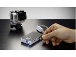Okamžitý zážitok zo zdieľania nahratých záberov z pamäťových micro SD kariet.