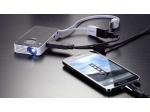 Voliteľný prídavný kábel PPA1240 pripojí váš Android smartfón k vreckovému projektoru PPX4350.