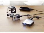 PicoPix PPX4010 - priame prepojenie s kamerami cez HDMI