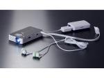 PPX4350 poskytuje počúvanie hudby aj cez pripojené slúchadlá.